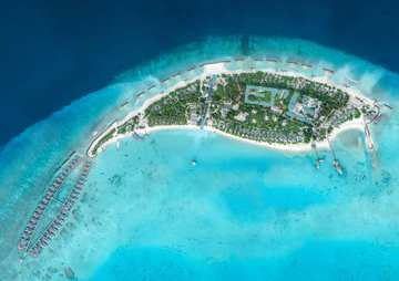 Отель Fairmont Maldives