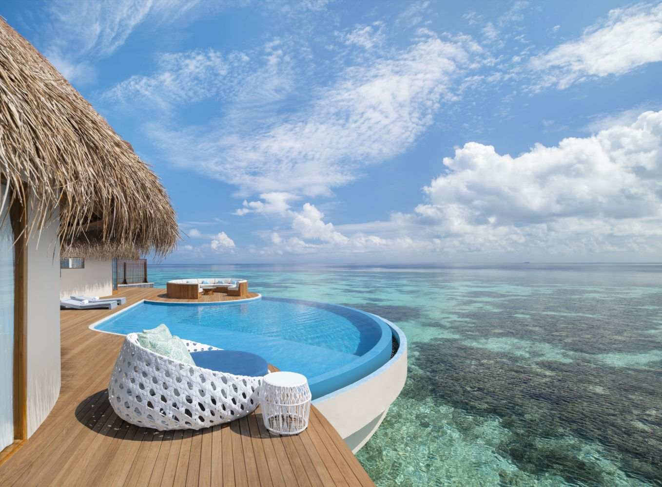 W Maldives, Extreme WOW Ocean Haven