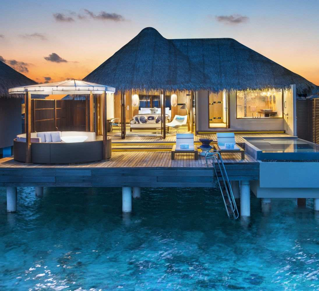 W Maldives, Fabulous Overwater Oasis
