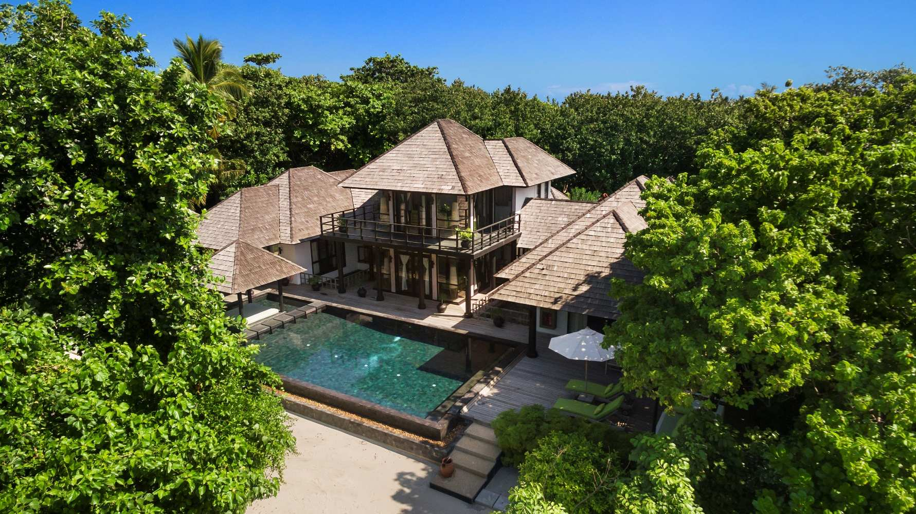 JA Manafaru, Royal Island Two Bedroom Suite with Private Pools