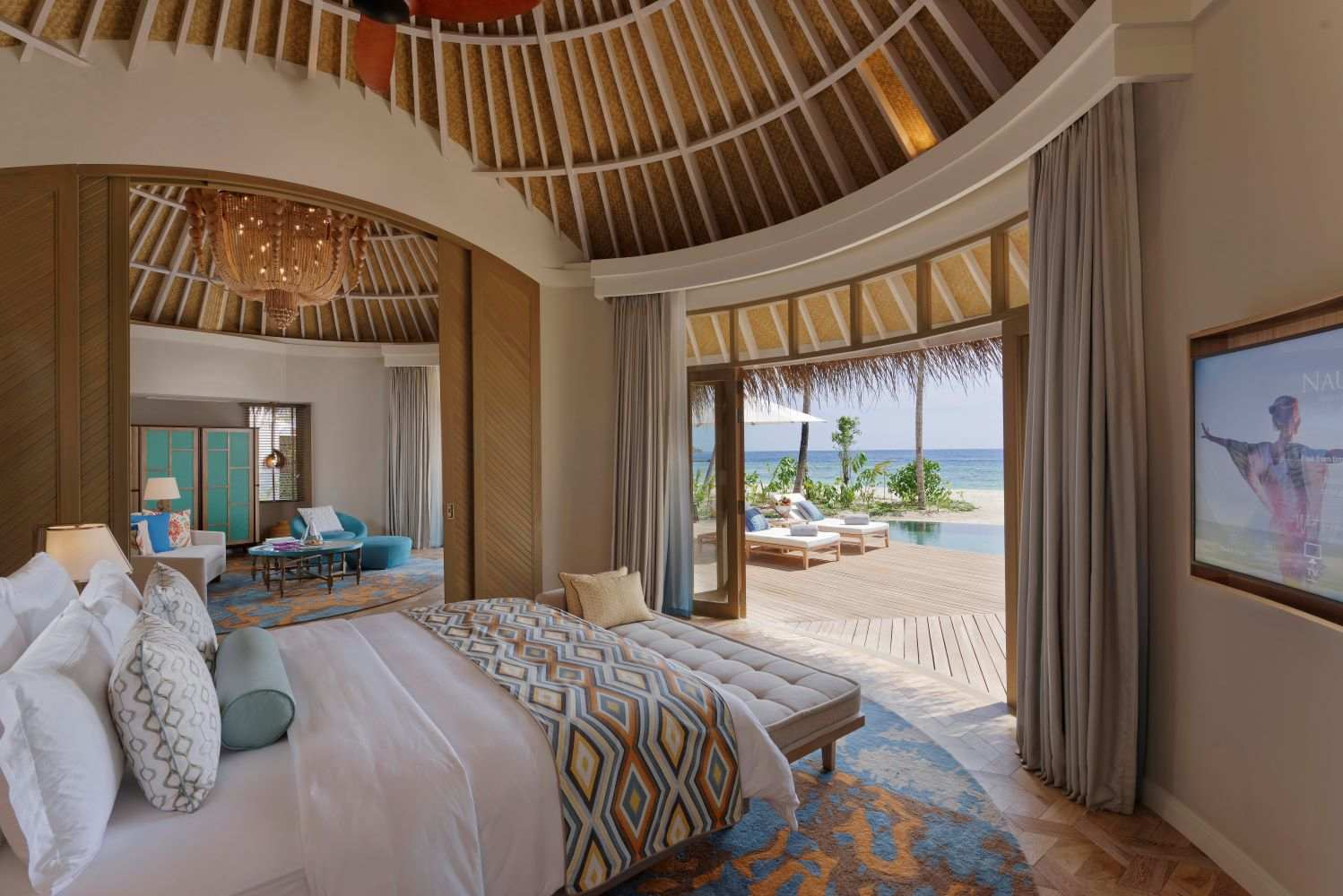 The Nautilus Maldives, One Bedroom Beach House