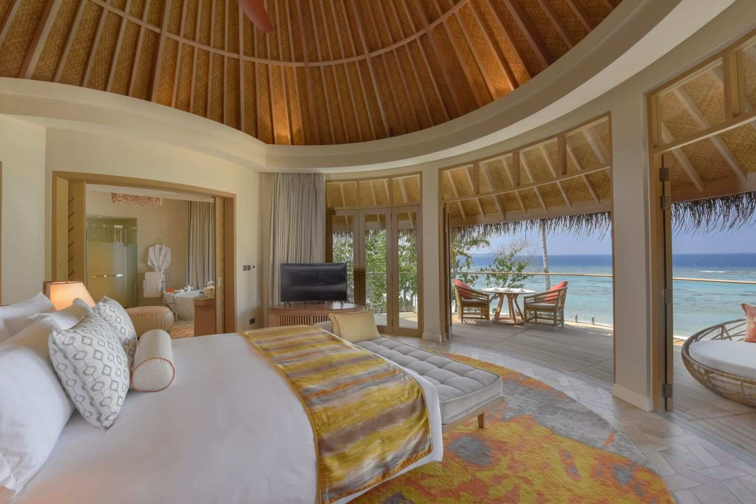 The Nautilus Maldives, One Bedroom Beach Residence