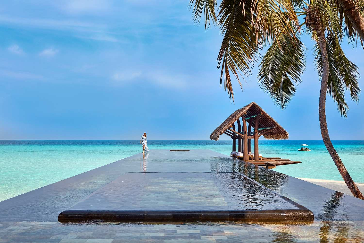 One & Only Reethi Rah 5*, бассейн