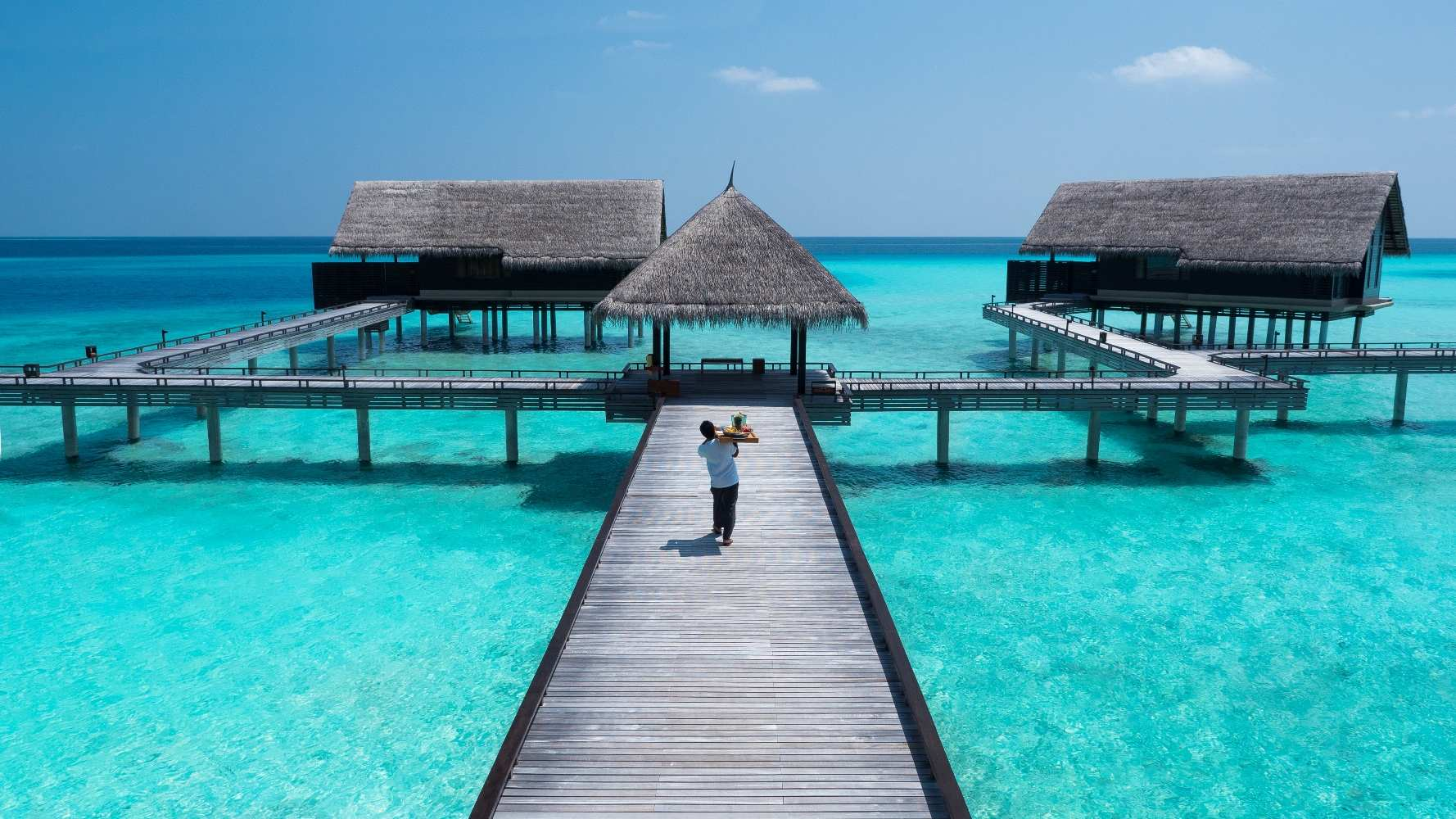 One & Only Reethi Rah 5*, сервис
