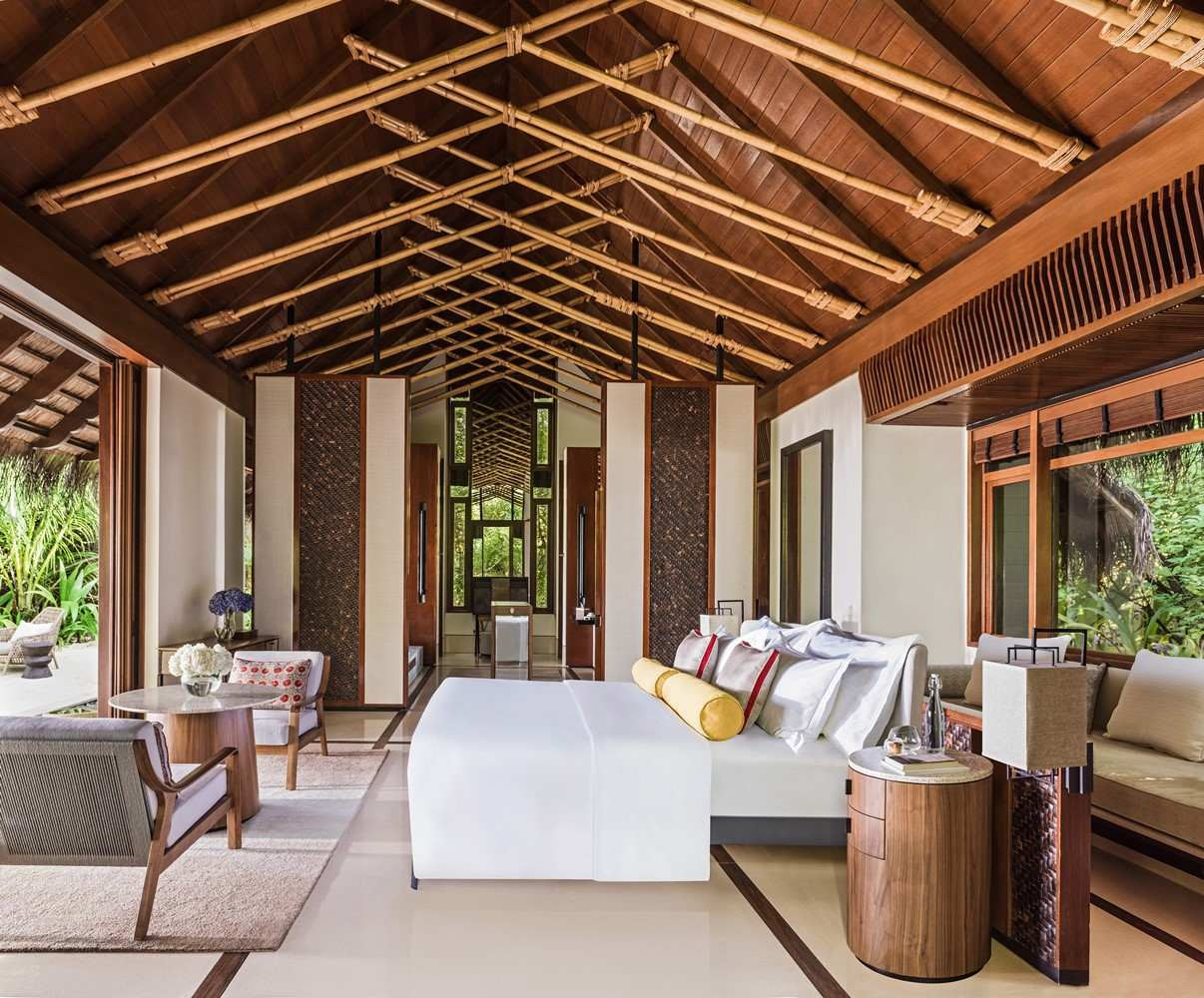 One & Only Reethi Rah 5*, Beach Villa