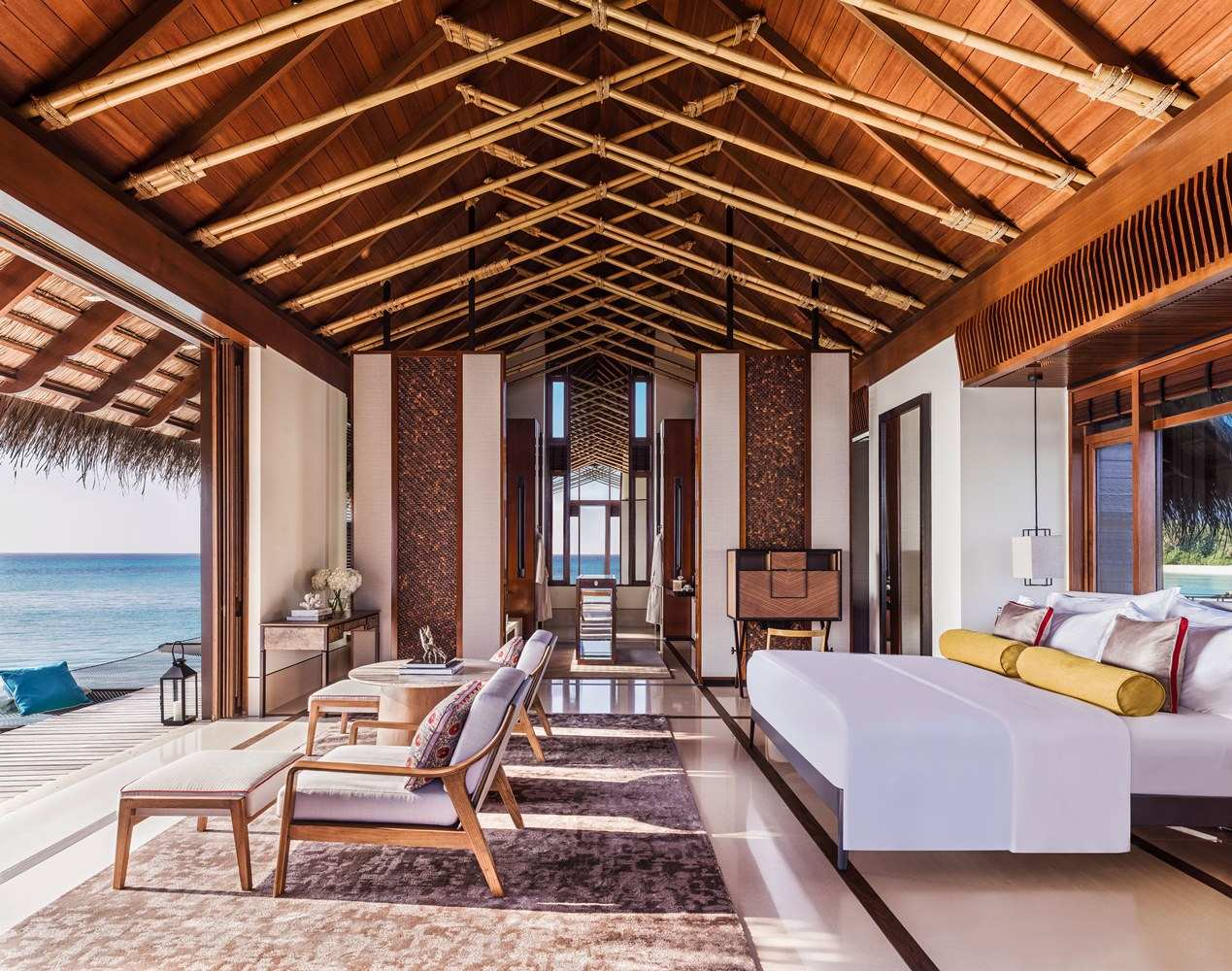 One & Only Reethi Rah 5*, Water Villa