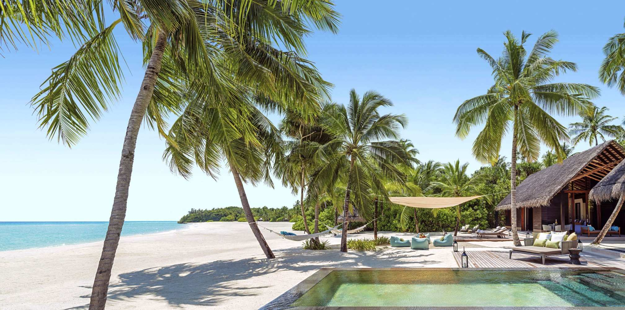 One & Only Reethi Rah 5*, Two-Villa Residences with Pool
