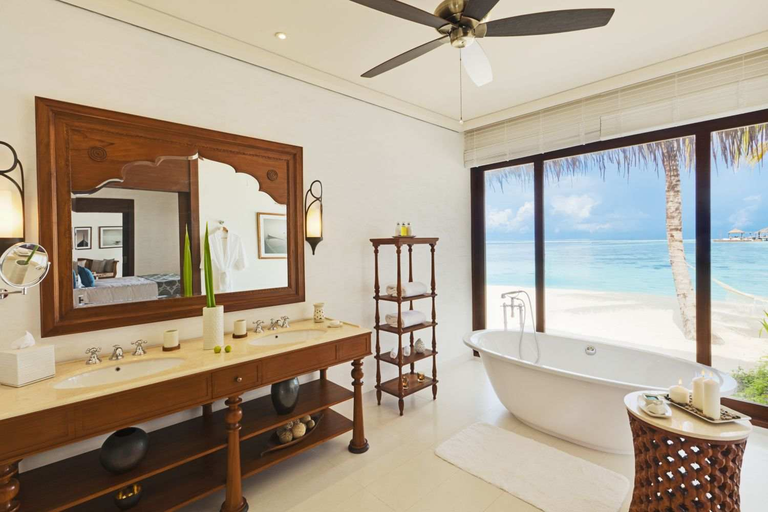 The Residence Maldives 5*, Beach Villa