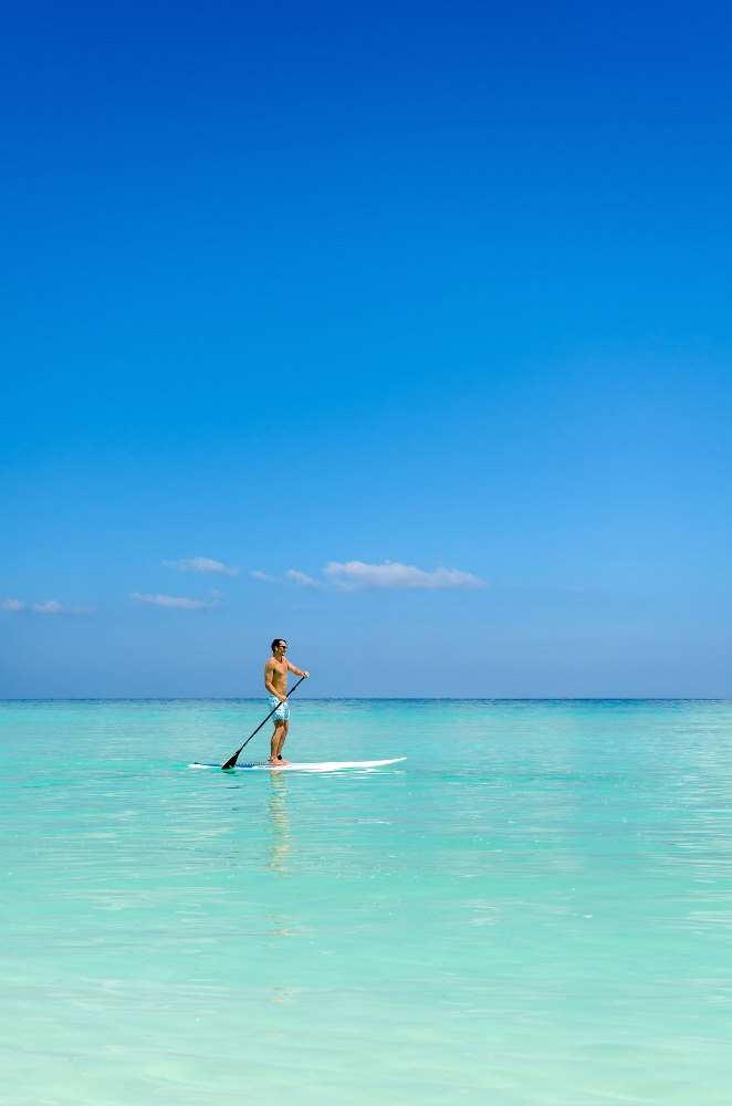 One & Only Reethi Rah 5*, SUP