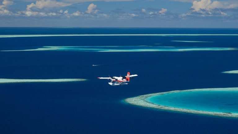 Трансферы на Мальдивах на гидросамолёте TMA_1075_1600-900