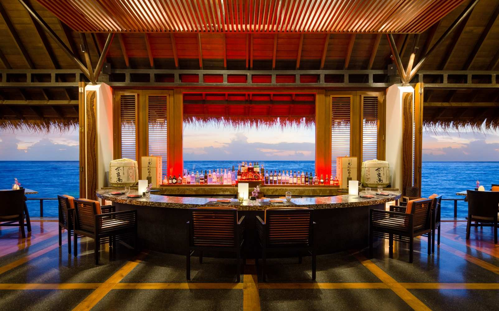 One & Only Reethi Rah 5*,Tapasake
