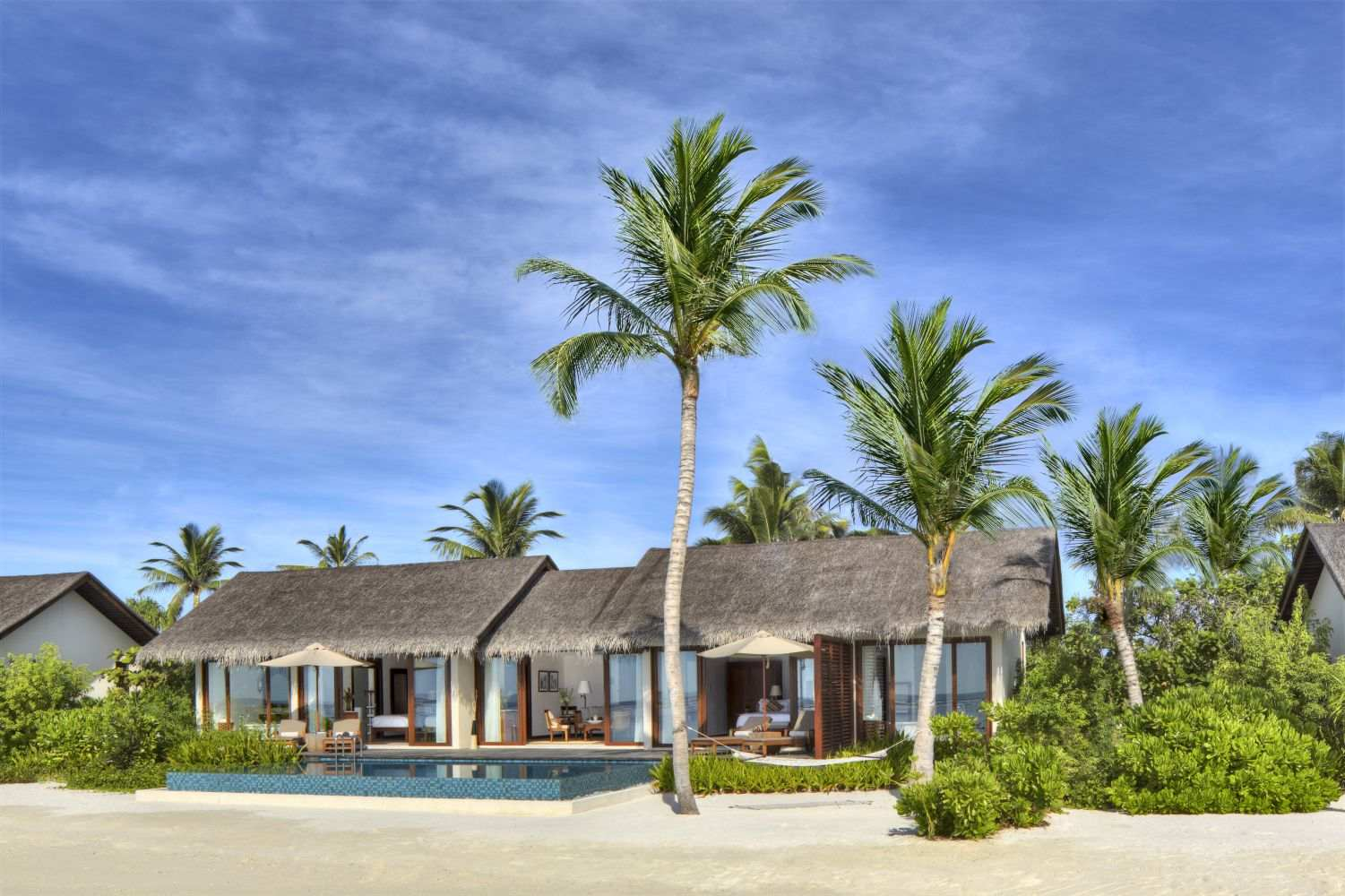 The Residence Maldives 5*,Two Bedroom Beach Pool Villa