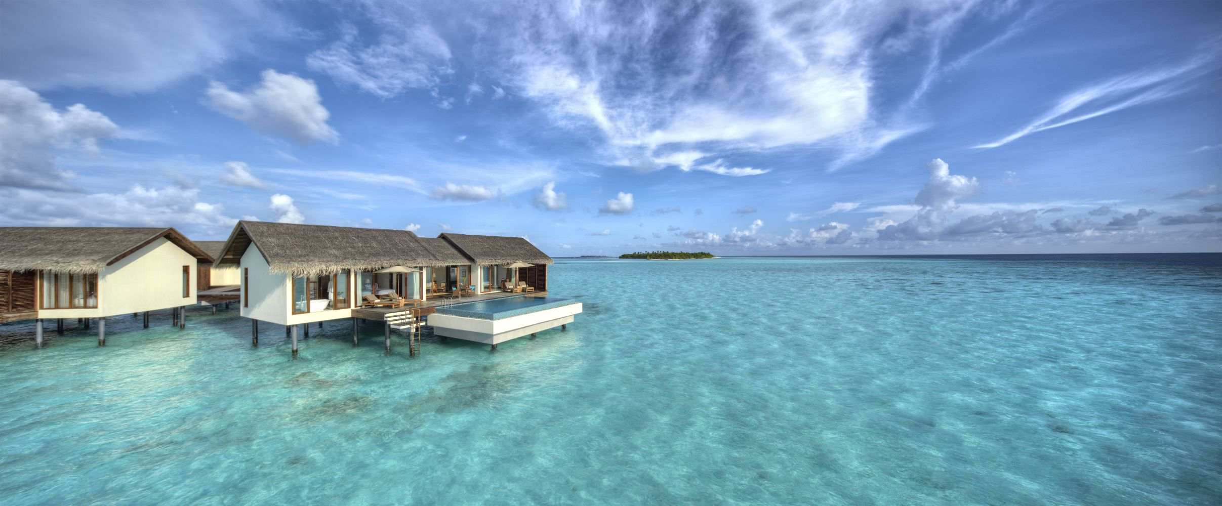 The Residence Maldives 5*, Two Bedroom Water Pool Villa
