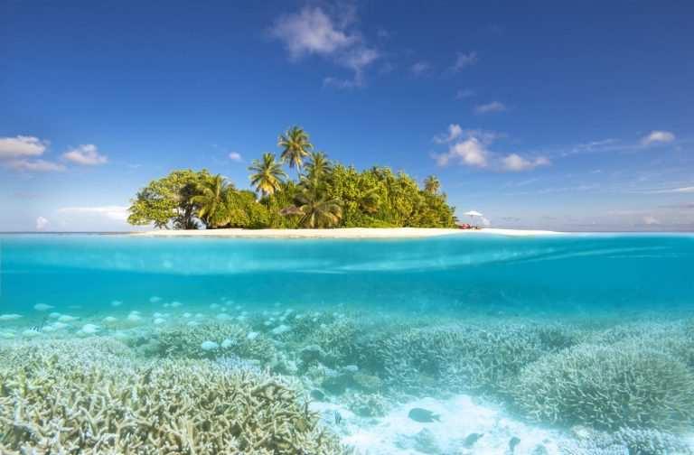 Когда лететь на Мальдивы остров