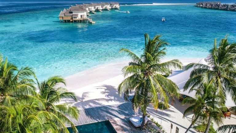 Когда на Мальдивах сезон для пляжного отдыха пляж