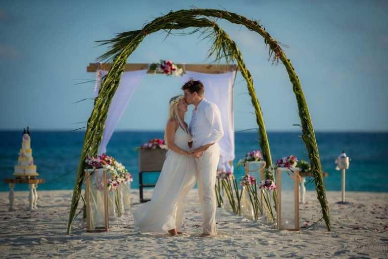 Цена свадьбы на Мальдивах Grand Park Kodhipparu