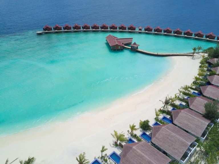 Мальдивы на какие острова лучше поехать Grand Park Kodhipparu