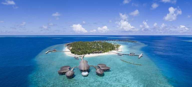 Сезон для отдыха по месяцам на Мальдивах остров