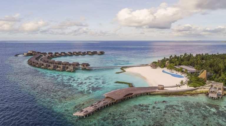 Сезон для отдыха по месяцам на Мальдивах бунгало