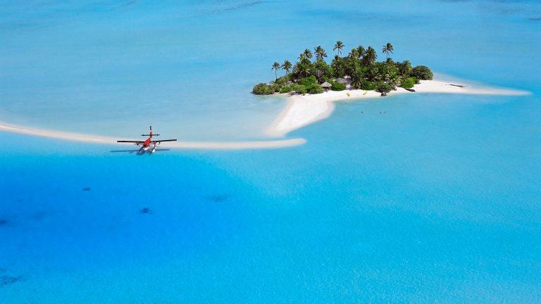 Самолет Москва-Мальдивы