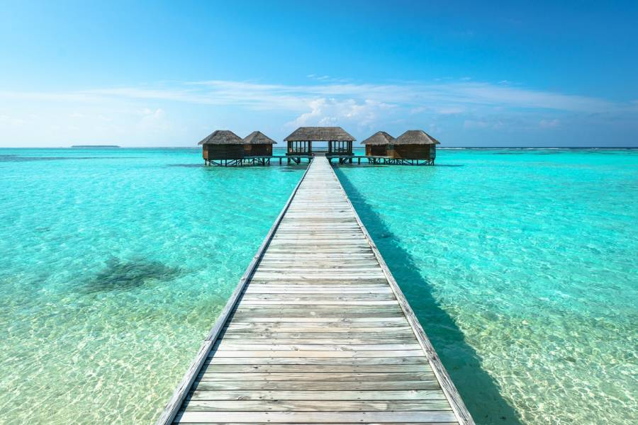 Over Water Spa Condrad Maldives Rangali Island